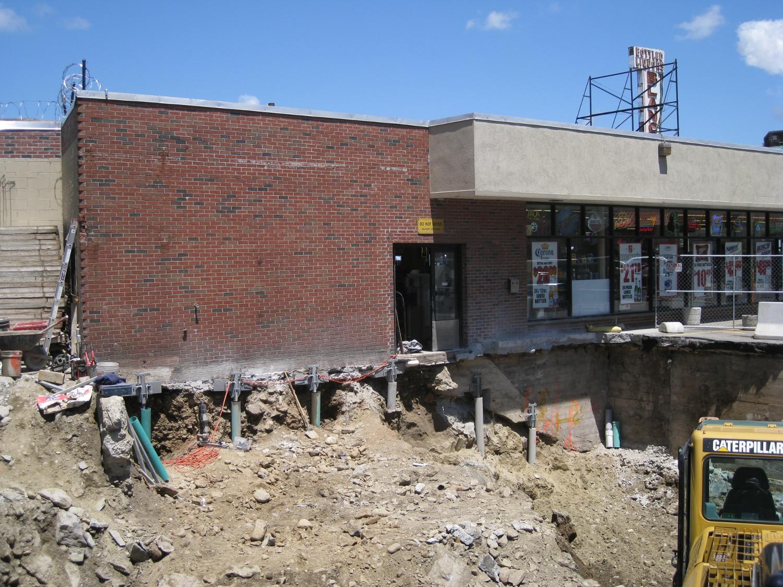 Underpinning Structures Underpinning Foundation Construction - Under-pinning-foundations